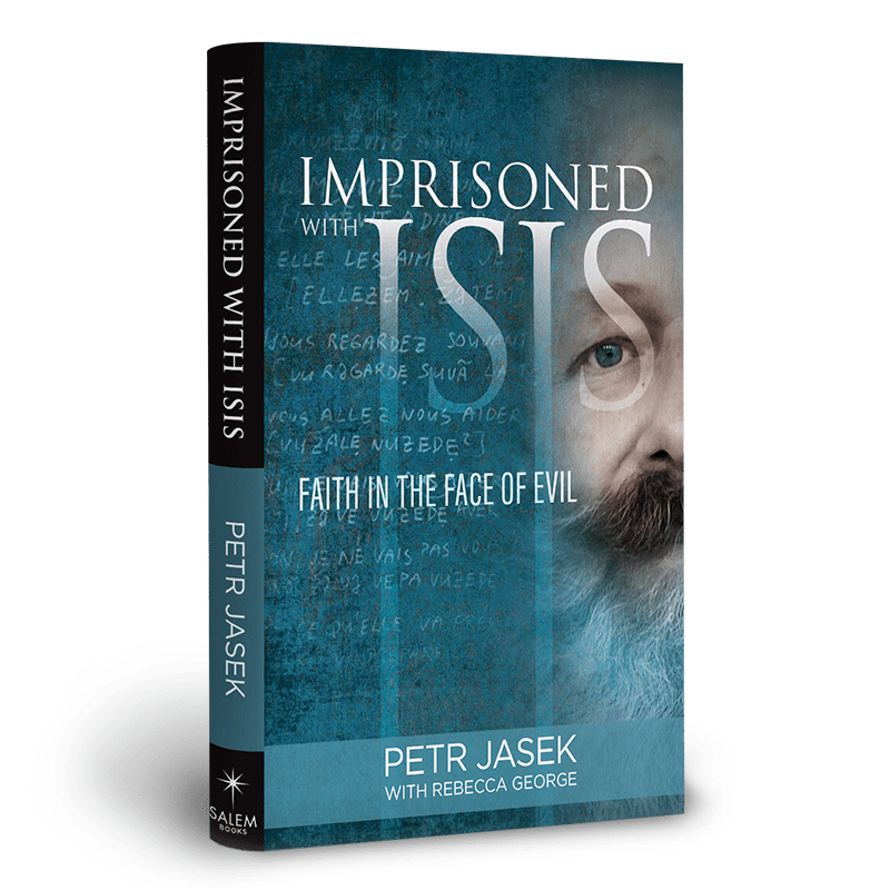 Imprisoned with ISIS cover