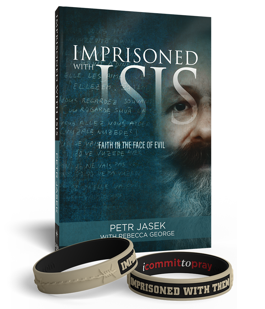 Book and wristband
