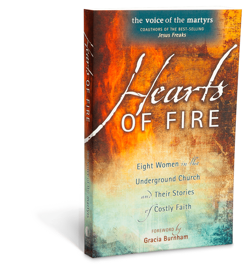 Cover of Hearts of Fire book