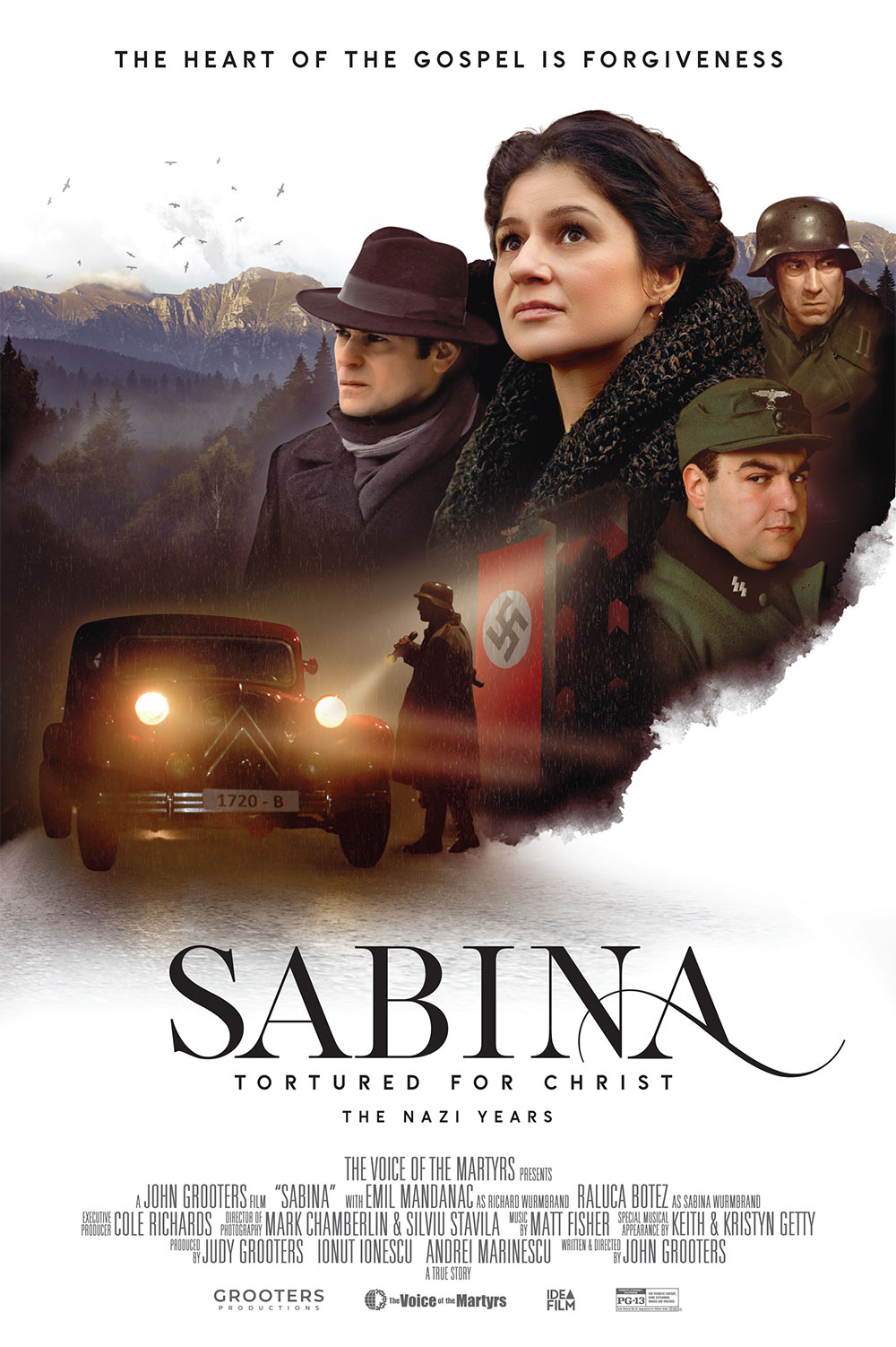Sabina Movie Poster