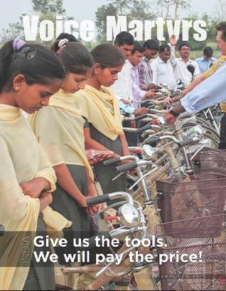 Prayer Newlsetter Cover