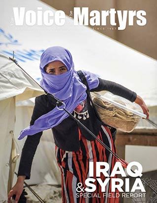 Syria Newlsetter Cover