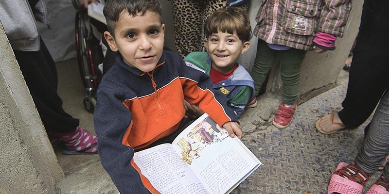 Refugee Kids