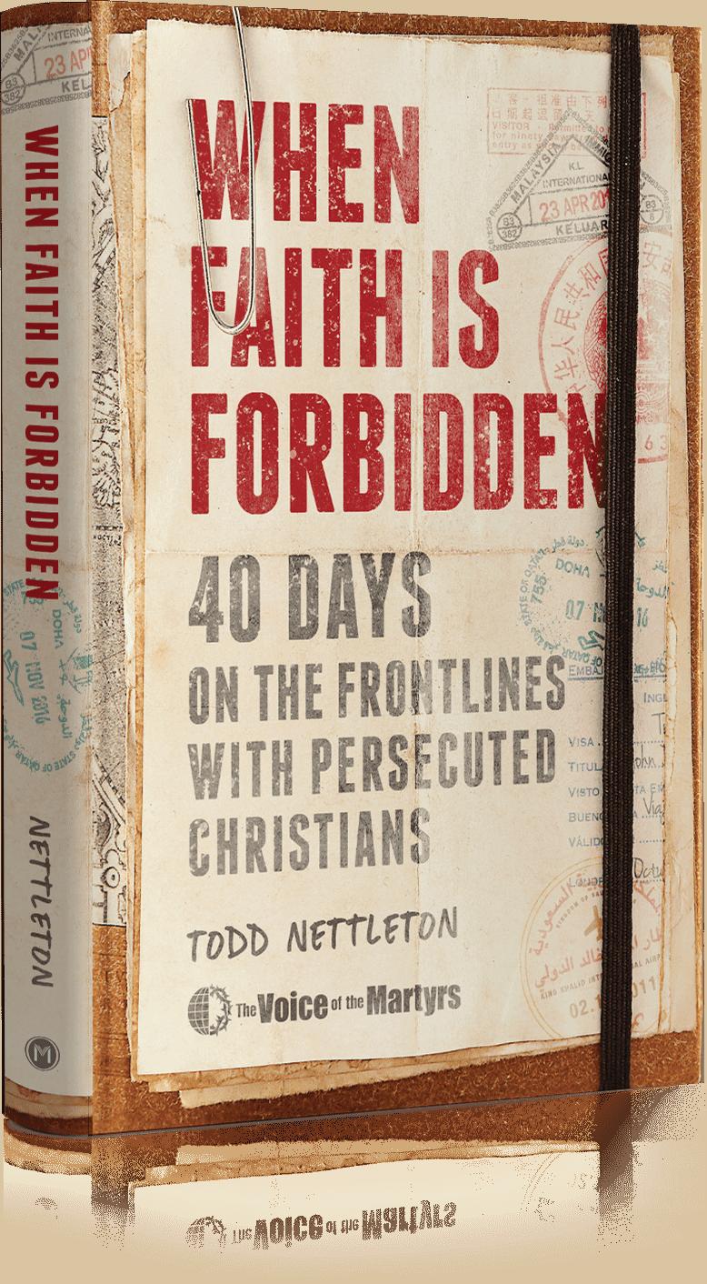 Cover of When Faith is Forbidden