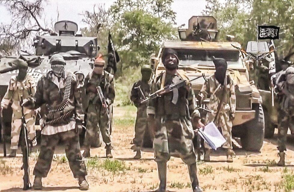 BokoHaram Soldiers
